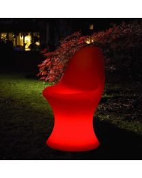 Xantian LED Outdoor Light Up Dining Chair - Colour Changing