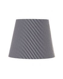 STRIPED TABLE LAMP SHADE EASY FIT