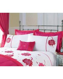 Alexandra House Wife Pillow Cases - Pink - 2 Pack
