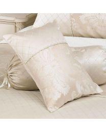 Balmoral Boudoir Cushion - Latte