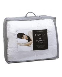 Duck Feather & Down Duvet Double Duvet 15 Tog