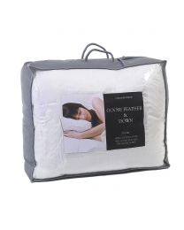 Goose Feather & Down Single Duvet 4.5 Tog