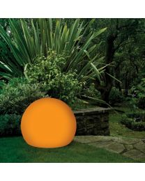 Xantian LED Outdoor Light Up 45cm Ball - Colour Changing