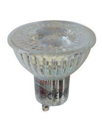 .5 Watt Dimmable Clearance LED GU10 Light Bulb - Cool White
