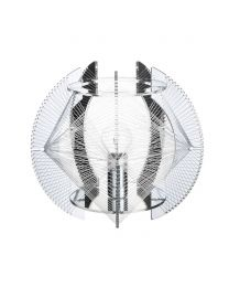 Spiro Table Lamp - Chrome