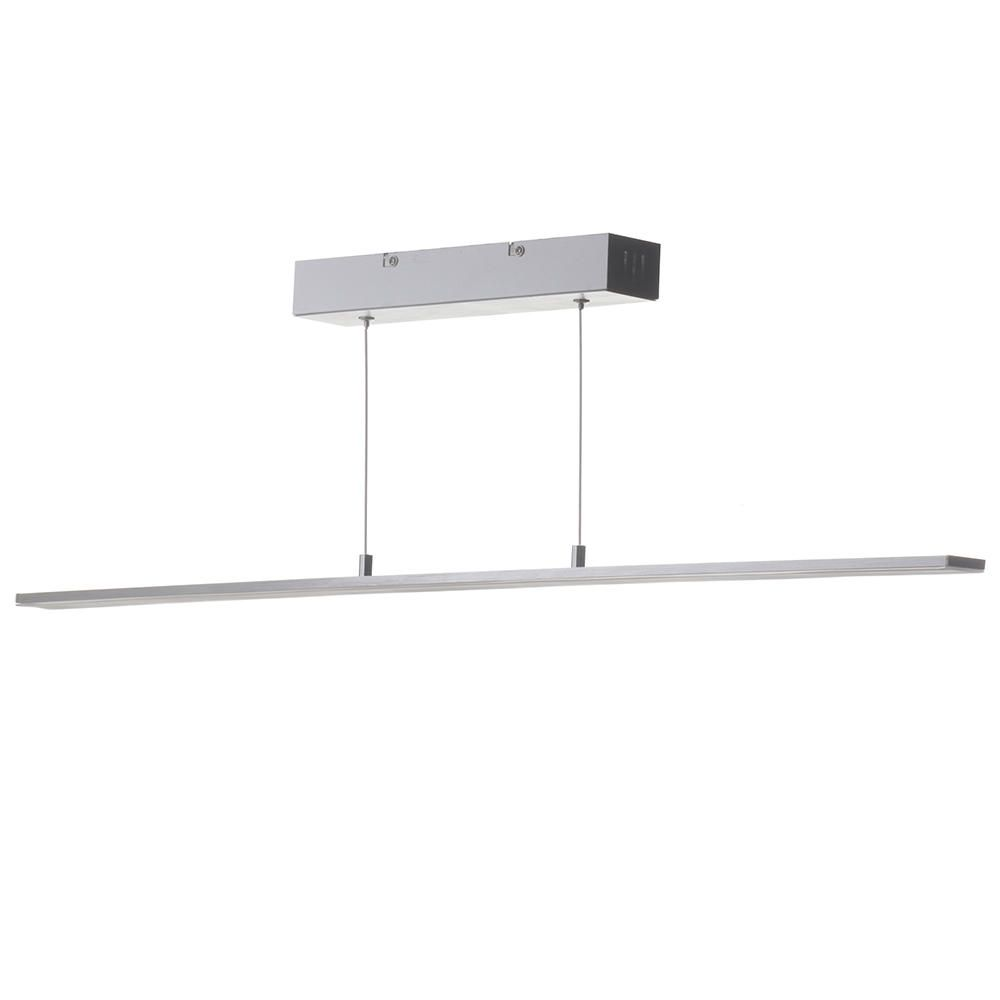 3 Bar Pendant Light Hanging Chrome Effect 3 Way Mounted: Buy Cheap Suspended Ceiling Light