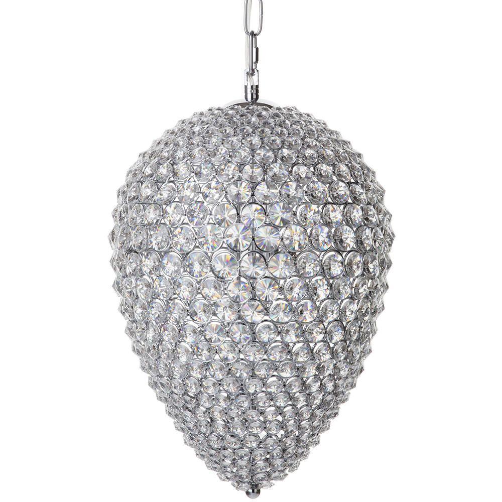 Teggle 4 Light Ceiling Pendant