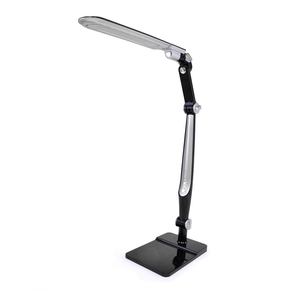 Alpha Poise LED Task Lamp Black