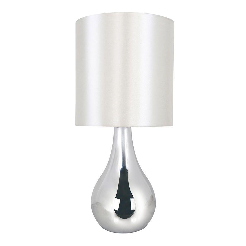 Manaslu Touch Sensitive Table Lamp - Chrome from Litecraft