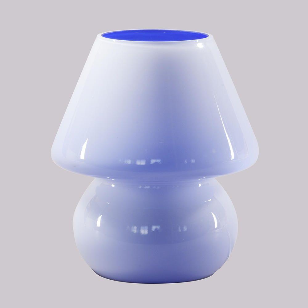 Dream Colours Blue Glass Table Lamp