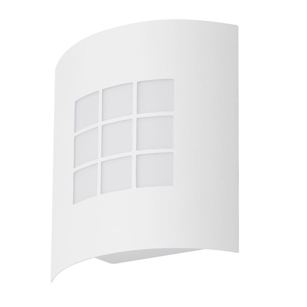 Promo Outdoor Wall Light White From Litecraft