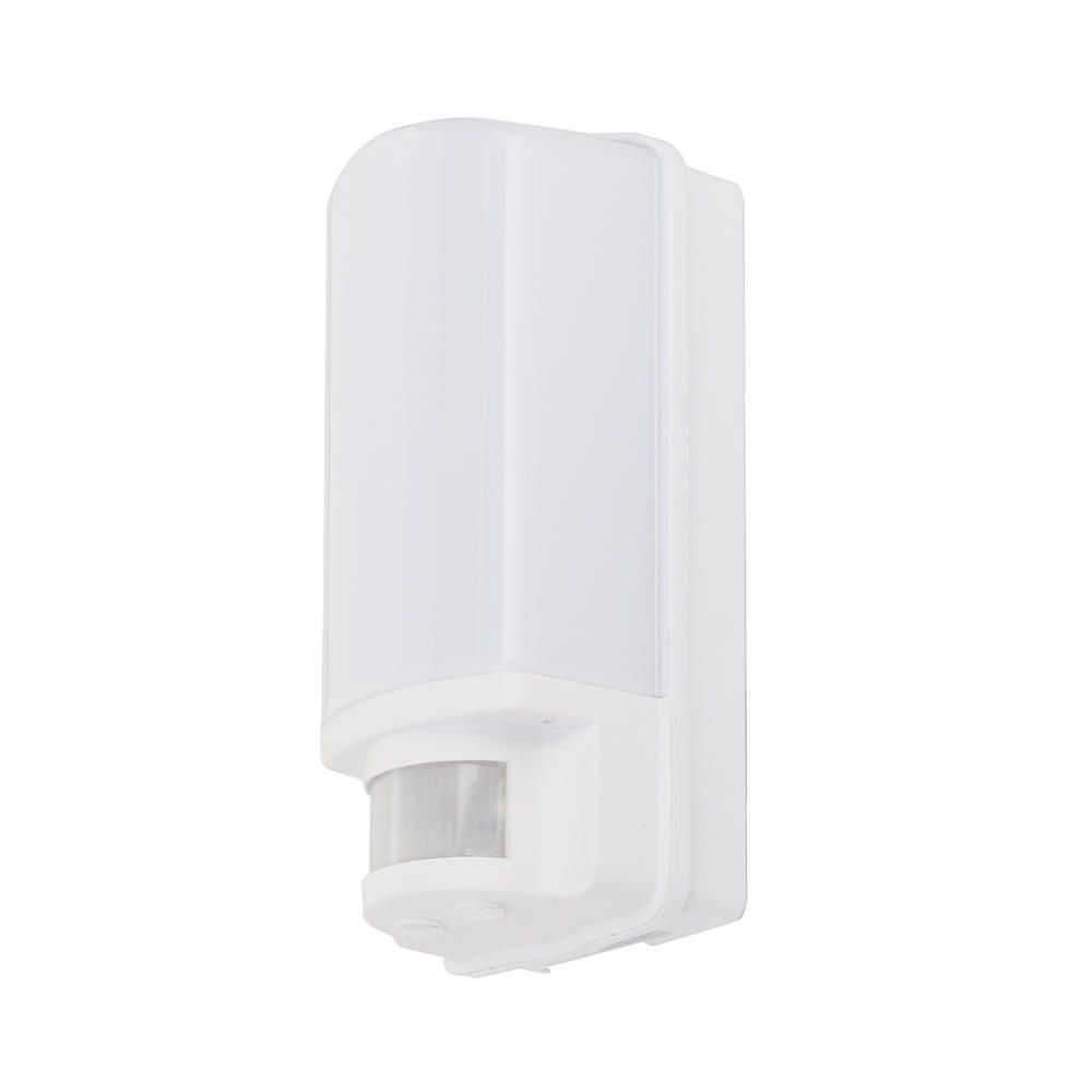 Philips Grace Wall Lights : Philips Dakar Outdoor Lantern Wall Light with Security Sensor - White from Litecraft