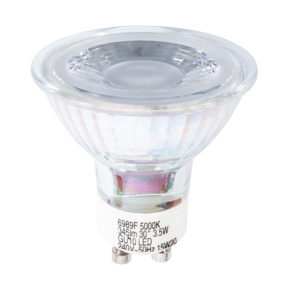 Lighting 3.5 Watt GU10 LED Light Bulb - Cool White