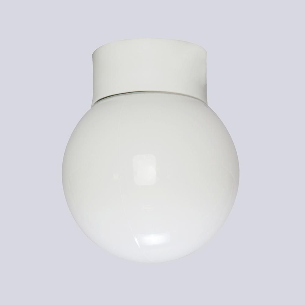 Lahela Opal Glass Globe Ceiling Light From Litecraft