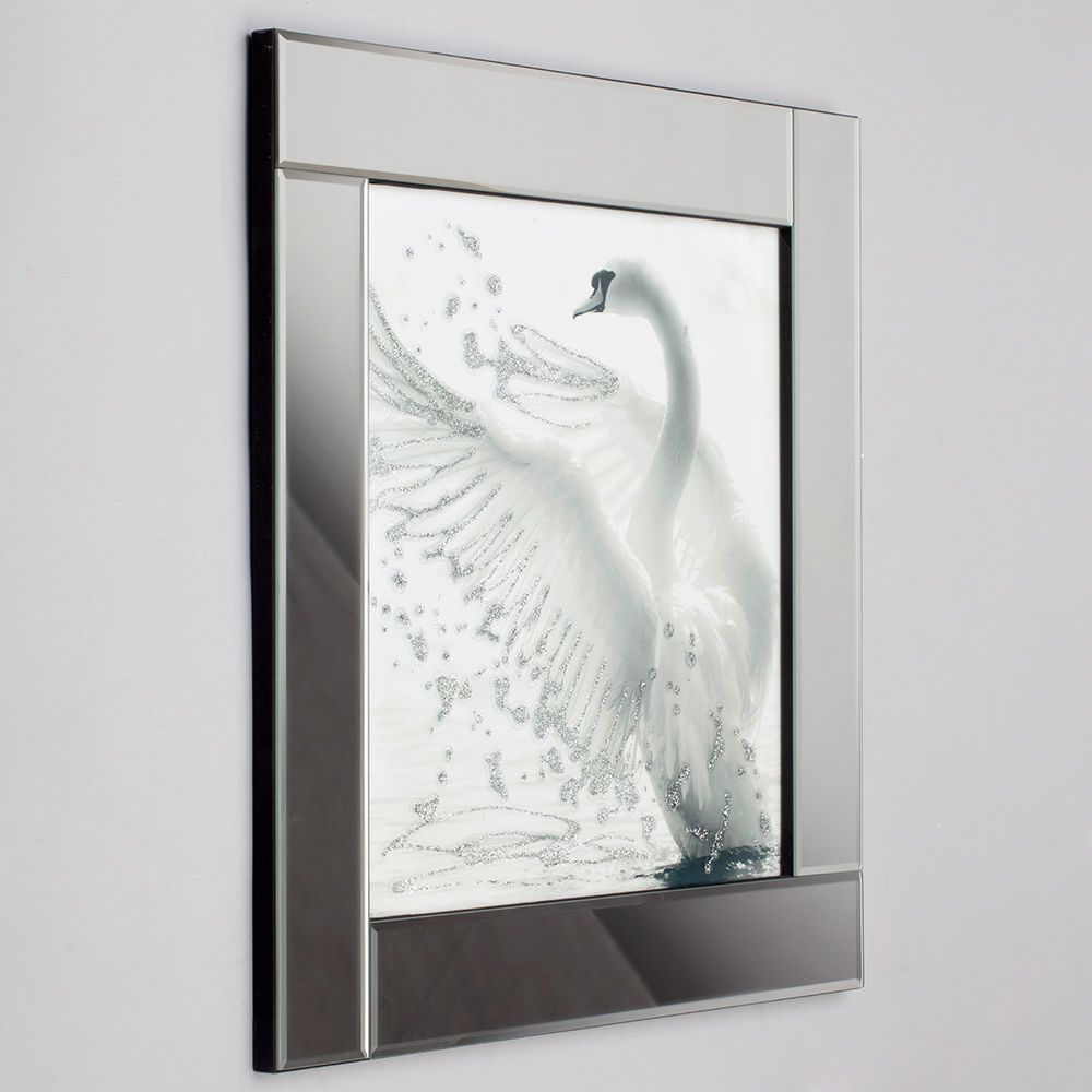 mirrored wall art - Mirrored Frame