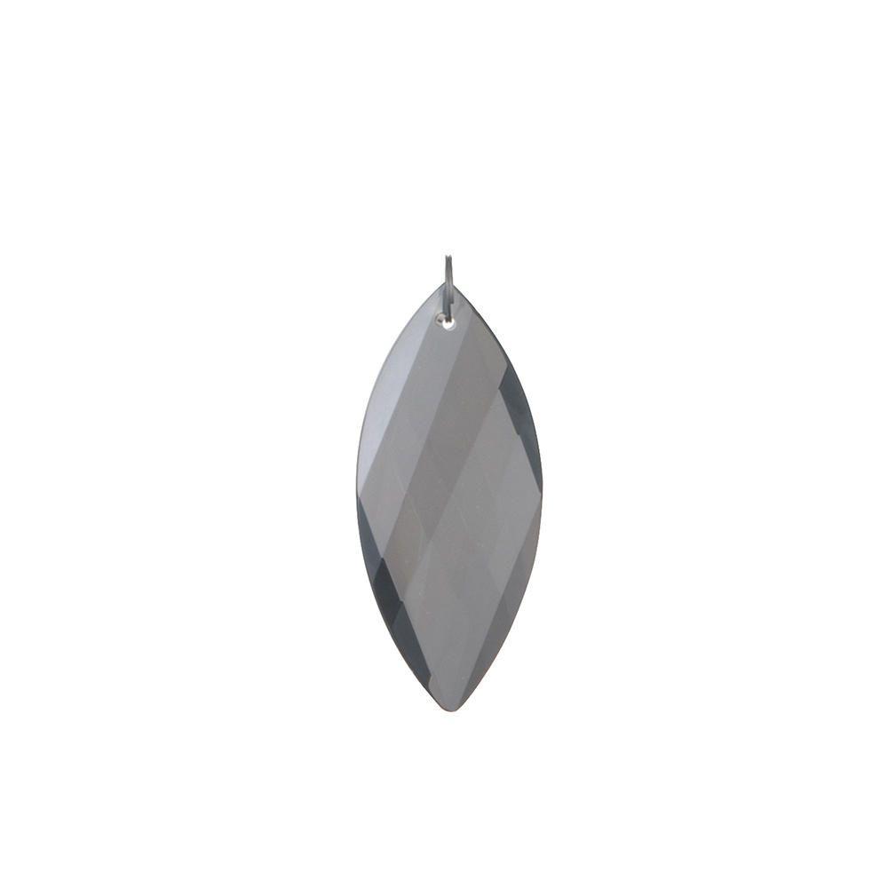 Saturn Spare Crystal Droplet in Smoke Grey