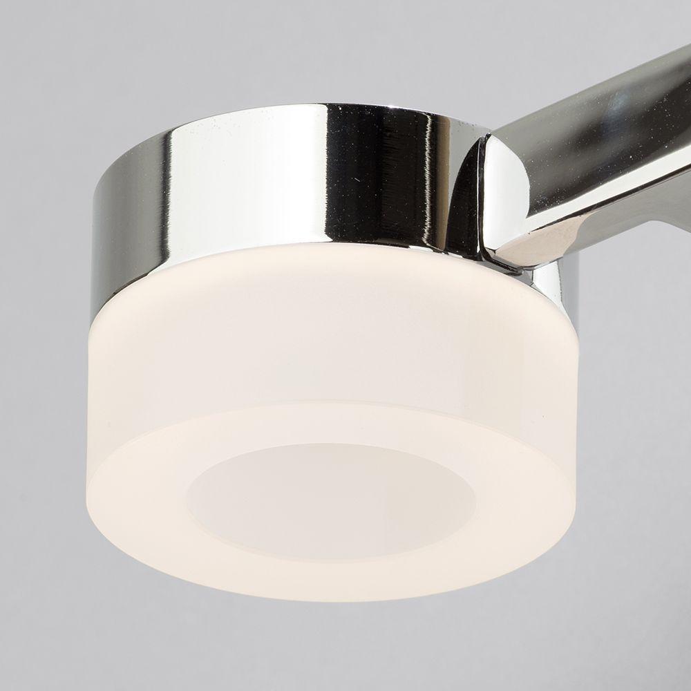 Wall Lights Litecraft : Calore 2 Light LED Bathroom Wall Light - Chrome from Litecraft