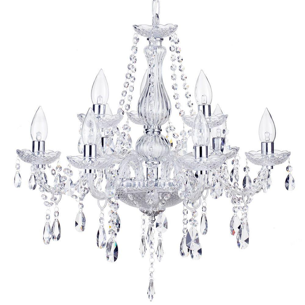 Bathroom chandelier lighting chandelier laine 9 light bathroom bathroom chandelier lighting chandelier laine 9 light bathroom chandelier chrome fastu0026free delivery and bathroom chandelier arubaitofo Images