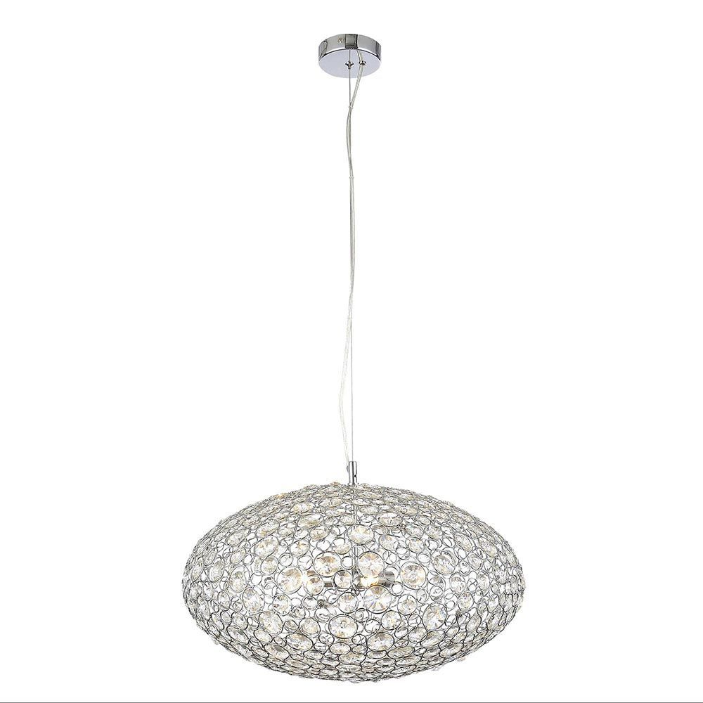 Ovii 3 Light Bathroom Ceiling Pendant