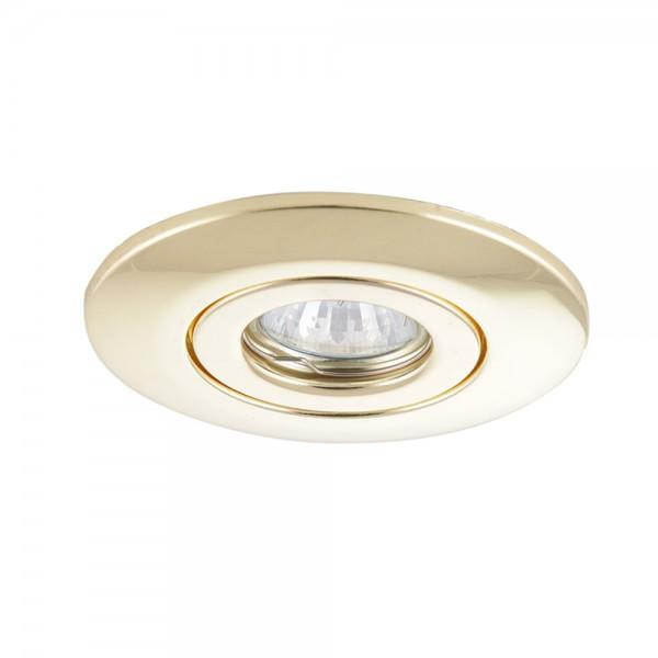 Litecraft Recessed Brass Downlight Conversion Kit