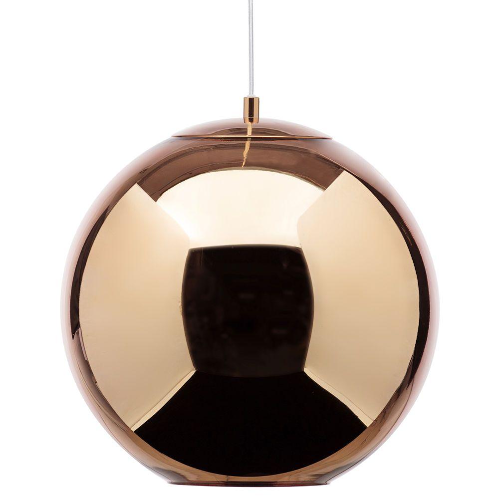 Small Leo 1 Light Ceiling Pendant