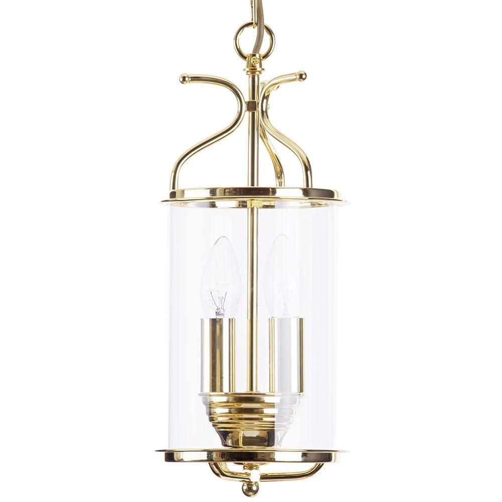 Visconte Salisbury 2 Light Ceiling Pendant Lantern