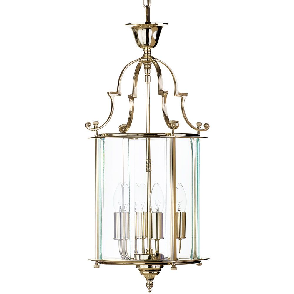 Lancashire Medium 4 Light Ceiling Pendant Lantern