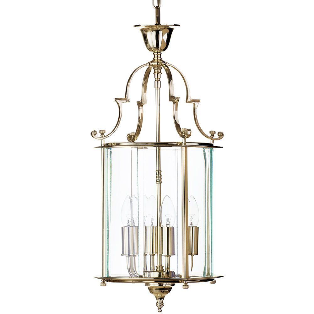 Visconte Lancashire Medium 4 Light Ceiling Pendant Lantern