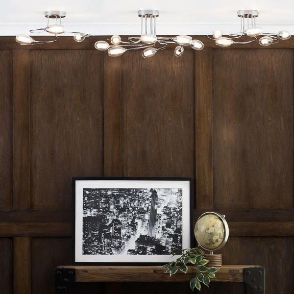 Low Ceilings: Tips On How To Light Them.