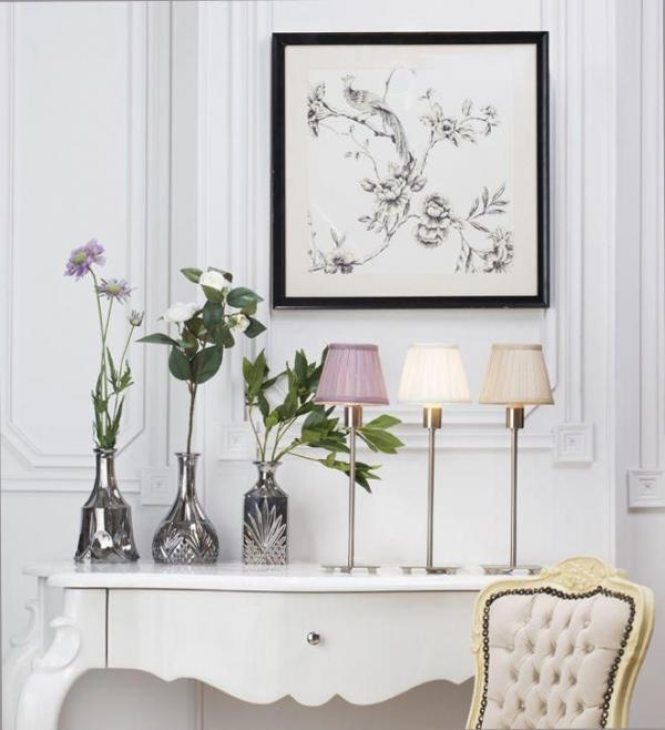 New Lampshade Collection - Relaxed Glamour