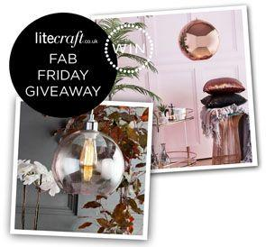 COMPETITION: Win an Ethereal Inspired Light for November
