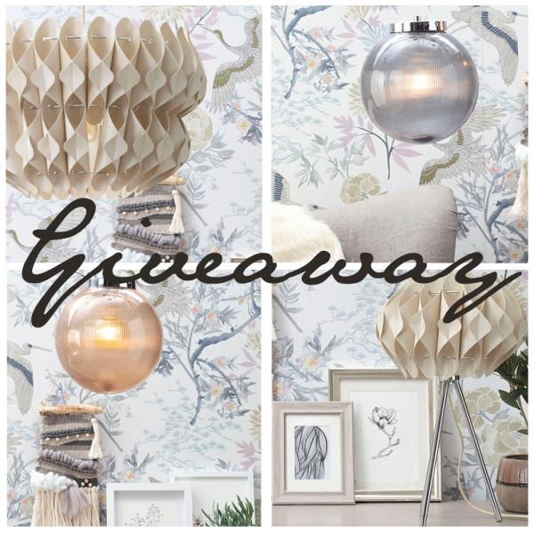 New Year Lighting Giveaway