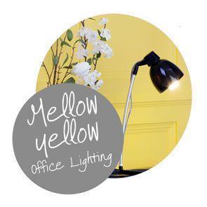 Top Picks: Mellow Yellow Office Lights