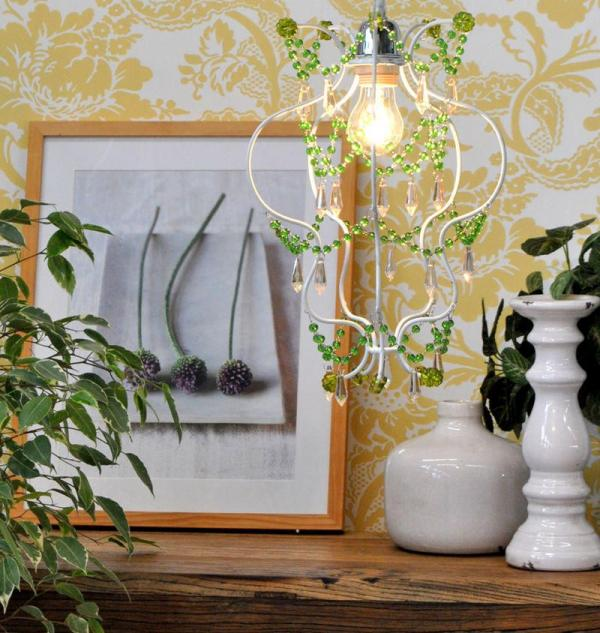 Inspiring Tropical Interior Lighting Ideas