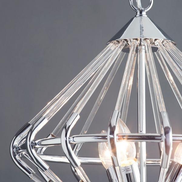 New Corsica Glass Rod Lighting Collection