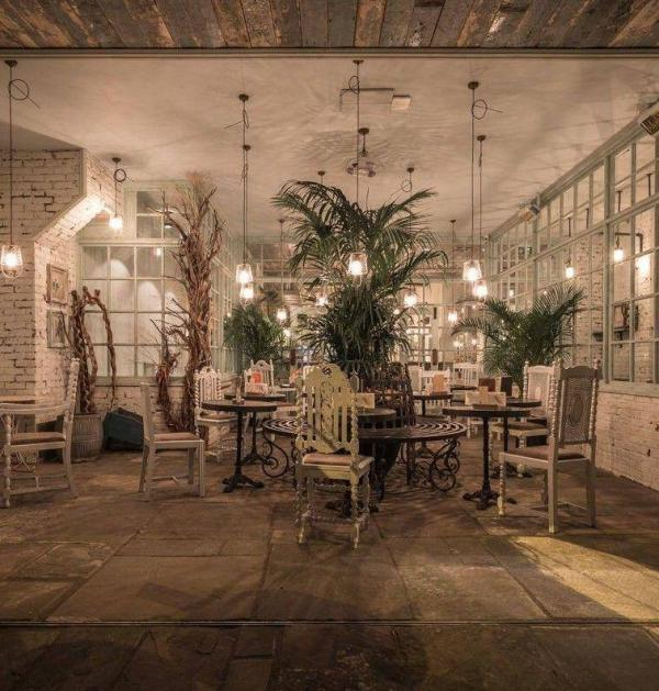 Interior Inspiration from The Botanist, Manchester