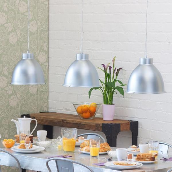 Top 7 Retro Lighting Pendants and Easy Fit Shades for the Dining Room