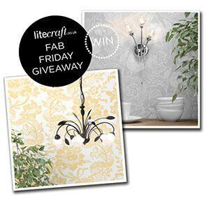 COMPETITION: WIN A SPRING MEADOW LAMP