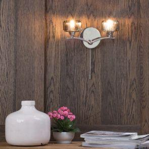 Tips for space saving bedside lighting schemes