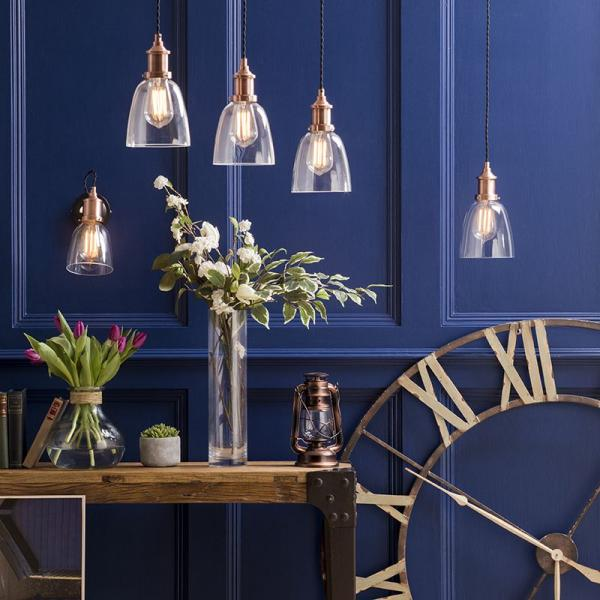 New Industrial Diner Style Collection in Brass and Copper