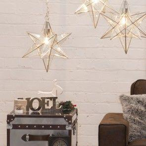 Festive Interior Inspiration : Frosted Woodland