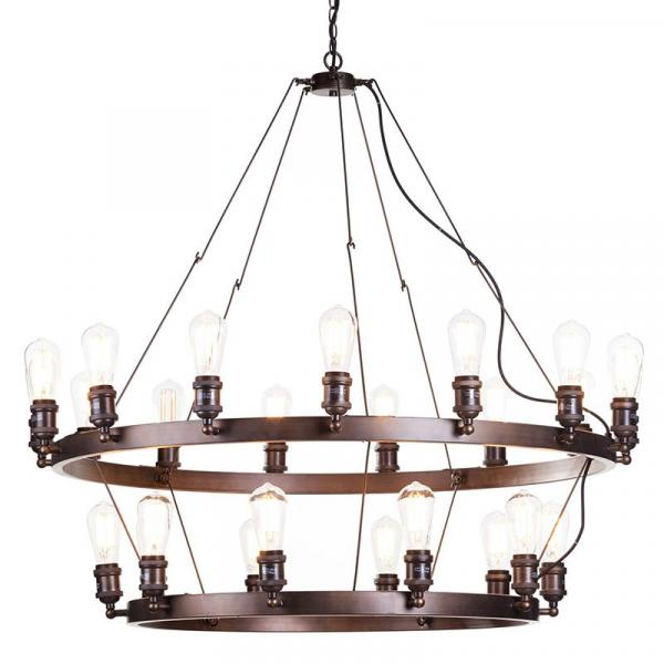New Heritage Carter Cartwheel Lighting Collection