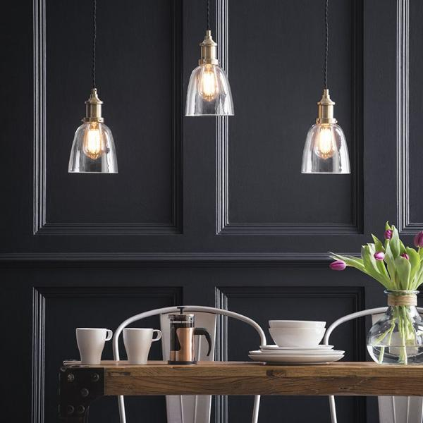 Lighting tips for a dark Kitchen interior from Litecraft