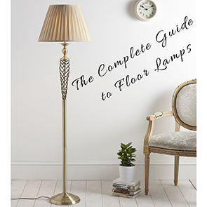 The Complete Guide to Floor Lamps