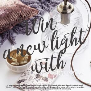 Win a new light with Litecraft's autumn inspired competition