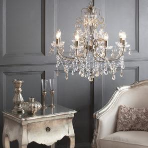 Crystal Chandeliers in the 21st Century - Are They Old Fashioned?
