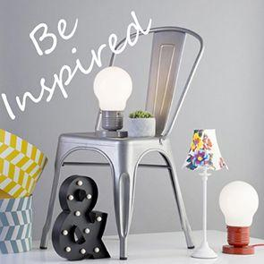 Be Inspired: Study in Style