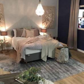 Ideal Home Show Manchester 2017 - Briony Branson Room Set