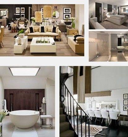 Taking inspiration from top UK designer Kelly Hoppen
