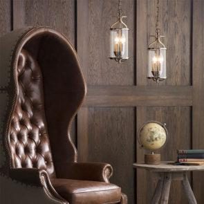 How to use Vintage Lighting in your Home